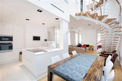 vente vente appartement de standing en duplex  chambres