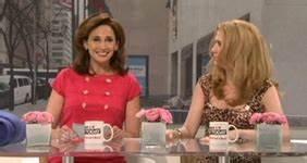 Image - SNL Michaela Watkins - Hoda Kotb.jpg   Saturday ...