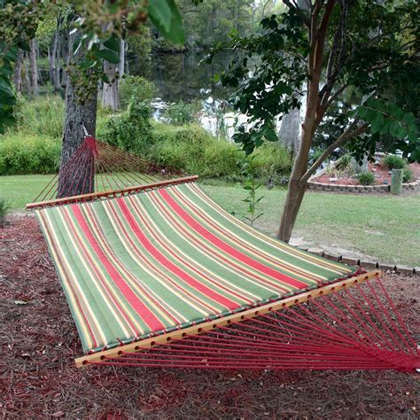 Pawleys Island Trellis Garden Large Quilted Duracord
