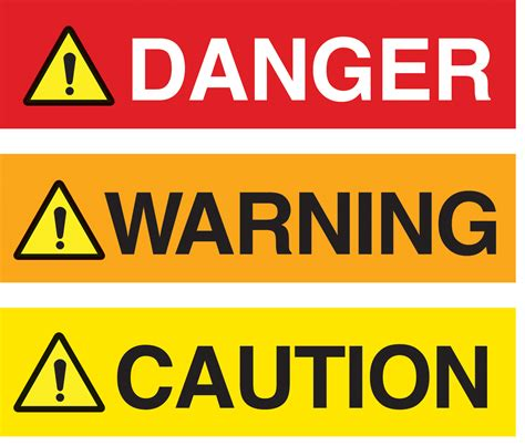Safety Labels by Designing Effective Product Safety Labels How To Convey