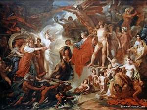 Brief History of the Greek Myths - Greek Mythology Link ...