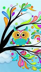 Cute owl wallpaper | Aaaaaaa | Pinterest | Cute Owls ...