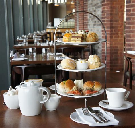 afternoon teas rooftop restaurant royal shakespeare