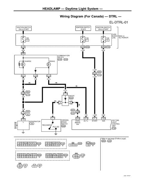 Xterra Wire Diagram by Repair Guides Exterior Lighting 2000 Headlights