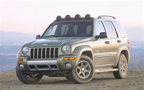 2003 green jeep liberty used 2002 jeep liberty for sale pricing features edmunds