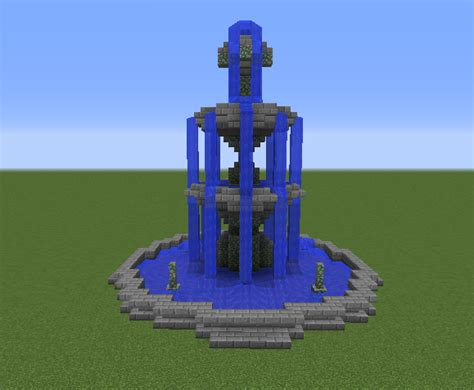 Fountain On 3 Levels  Grabcraft  Your Number One Source