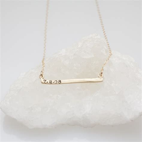 Personalized Cross Bar Necklace By Lisa Leonard Designs. Birthday Ideas For Adults. Kitchen Table Centerpiece Ideas On Pinterest. Open Entryway Ideas. Halloween Costume Ideas Hollywood. Camping Trip Ideas. Dinner Ideas Help. Outfit Ideas With Jean Jacket. Front Porch Lighting Ideas