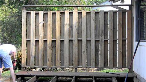 Duckbill Deck Wrecker Nz by Deck Demolition With The Duckbill Deck Wrecker
