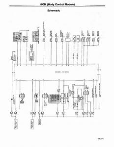 2005 Nissan Quest Bcm Wiring Diagram