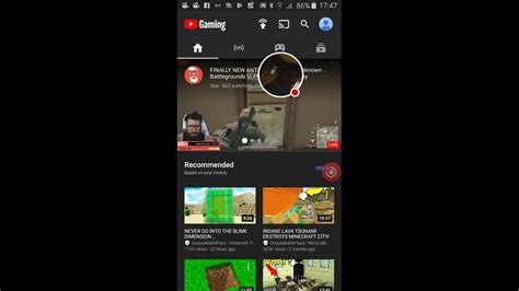 My Yt Gaming Stream