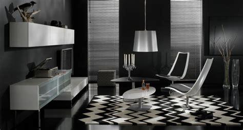 Wohnzimmer Schwarz Möbelideen
