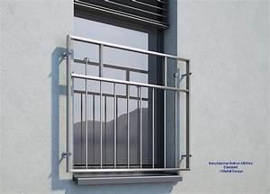 franzosischer balkon edelstahl md04a deutschland With französischer balkon mit stroh sonnenschirm günstig
