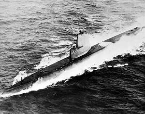 Uss Clamagore  Ss-343