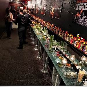 The Bloody Mary bar at Hell's Kitchen awesome!!!!! - Yelp