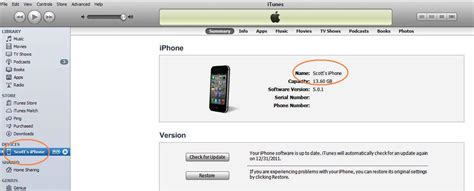 how to name my iphone how to change your iphone 4s device name iphone tips and