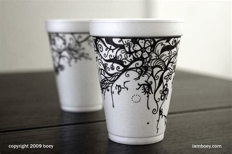 styrofoam cup design spectacular sharpie on styrofoam cups tips for knowledge