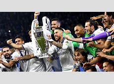 2017 Champions League final Real Madrid vs Juventus