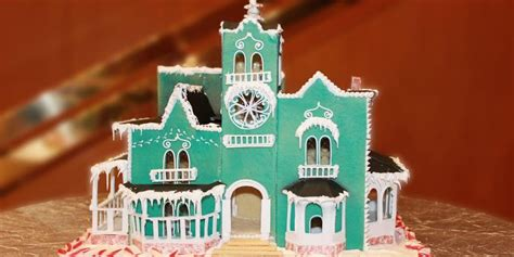 gingerbread house ideas     scrambling