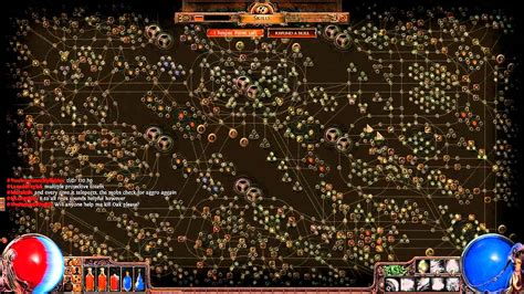 Exles Of Skills And Abilities by Passive Skill Tree Path Of Exile