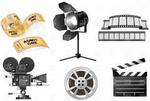 Movie Film Camera Clip Art