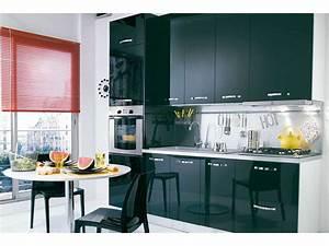 cuisine keywest noir conforama avis With porte de cuisine conforama