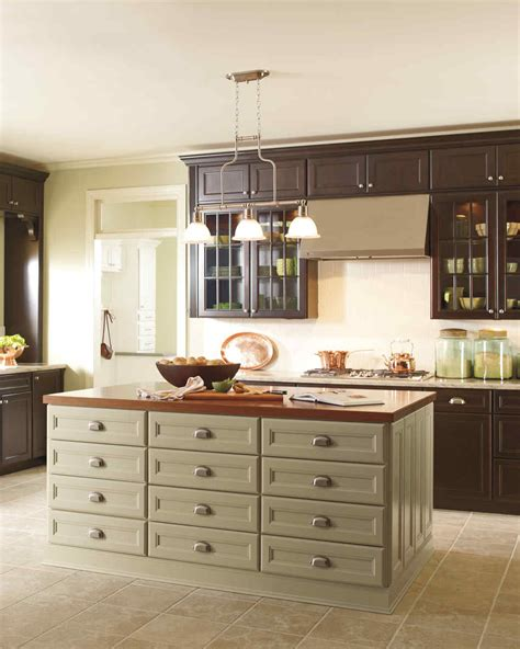 martha stewart kitchen island martha stewart living kitchen designs from the home depot 7389