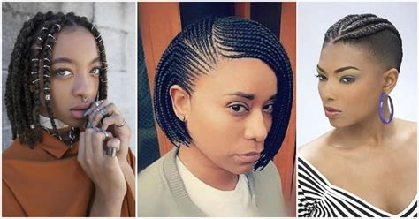 Trendy Braids For Short Natural Hair To Rock In 2018 Legit.ng