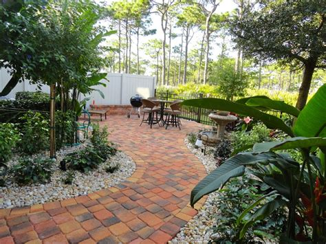 beautiful courtyard landscaping ideas walsall home