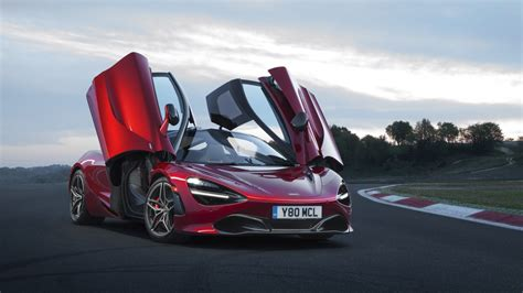 mclaren  memphis red wallpaper hd car