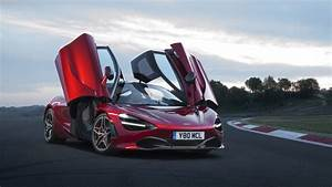 2018 McLaren 720S Memphis Red Wallpaper HD Car