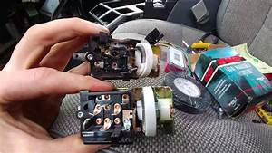 1990 Jeep Headlight Switch Replacement