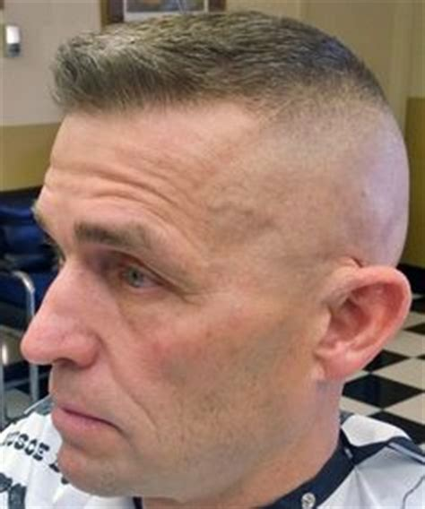 military cut high  tight    grown grandsons     hair cut