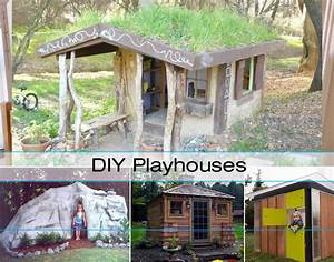 How to Build a DIY Playhouse Your Kids will Love - DIY for