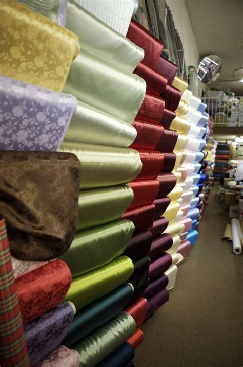 Shiny Fabric Fabric Shop On Dave Bullock Eecue
