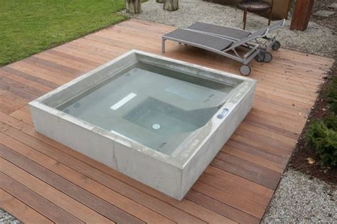 Whirlpool Garten Möbel by Beton Whirlpool Design Beispiel Dade Design Ag
