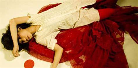 Arti Wanita Datang Bulan Arti Warna Darah Saat Menstruasi