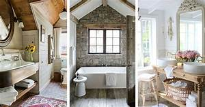 30, best, cottage, style, bathroom, ideas, and, designs, for, 2021
