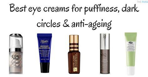 Best eye cream for puffy dark circles