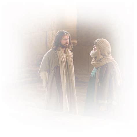 jesus ensena acerca de nacer de nuevo jesus ensena