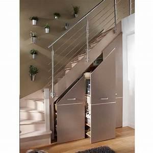 a chaque piece sa verriere interieure declic placard With porte de placard sous escalier