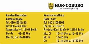 Kfz Versicherung Huk Berechnen : huk coburg versicherungen kundendienstb ro g nu 12103 ~ Themetempest.com Abrechnung