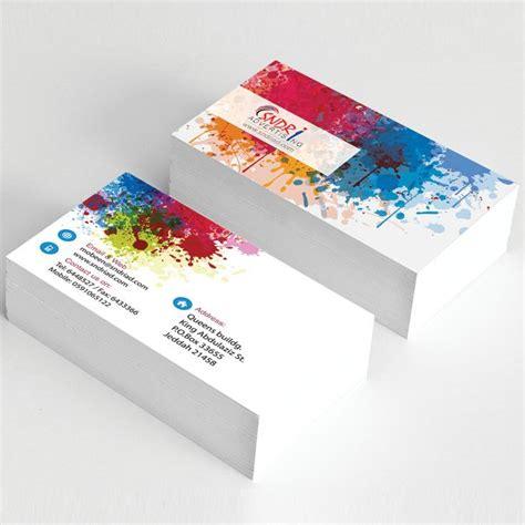 Print Visitenkarten Zu Hause Zu Wort Mit Print Business
