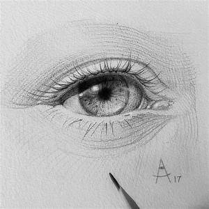 How To Draw A Realistic Eye  An Easy Step By Step Guide In