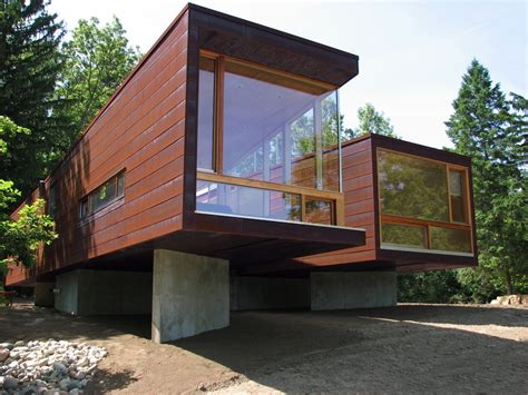 Eco Home Design Ideas by Eco Friendly Home Design Ideas The Koby Cottage In
