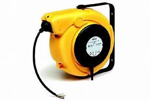 Enrouleur De Cable Electrique : enrouleurs de c ble lectrique lignes d 39 alimentation ~ Edinachiropracticcenter.com Idées de Décoration