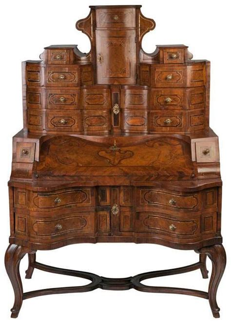 bureau secretaire vintage 25 best images about meuble secrétaire on