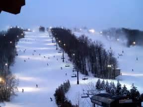 Blue Mountain Ski Resort Collingwood Ontario