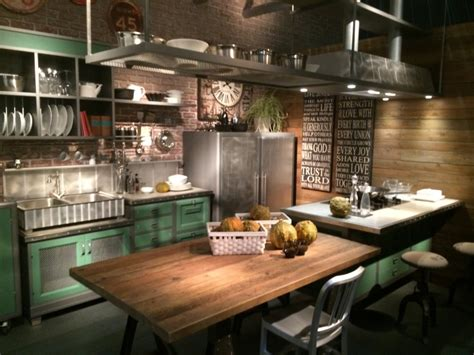Kitchens Remodeling Ideas - 25 best industrial kitchen ideas to get inspired