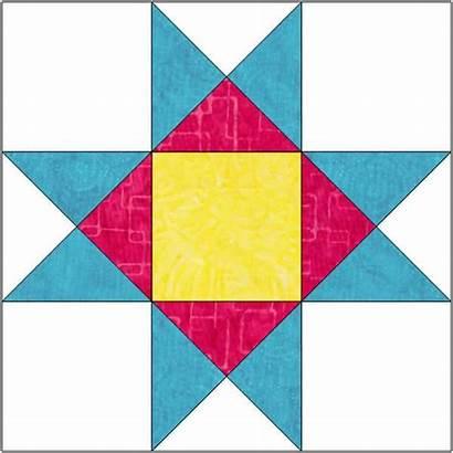 Ohio Star Quilt Block Perfect Pattern Blocks