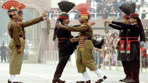 inde pakistan border